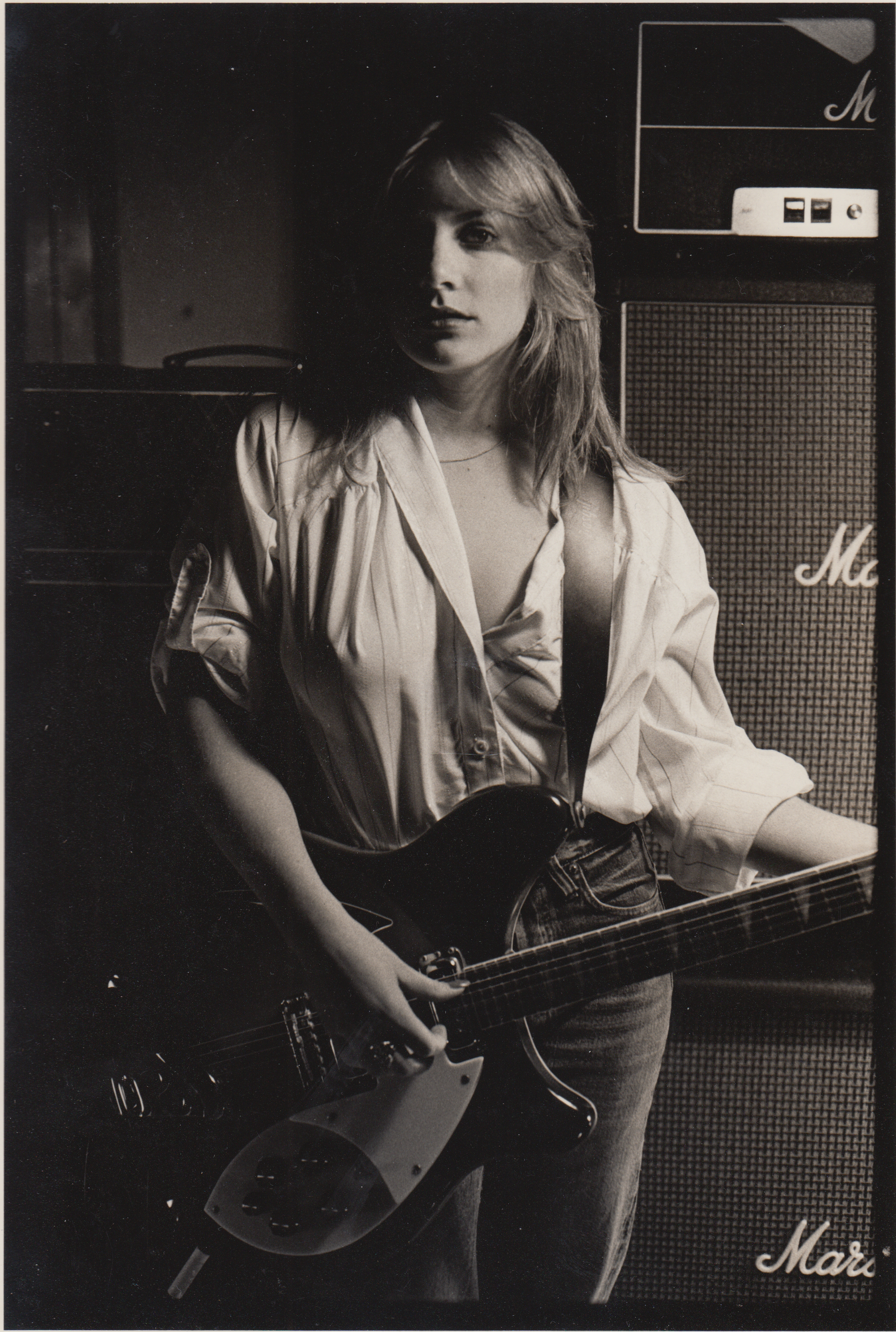 From My Younger Days With A Cool Guitar.